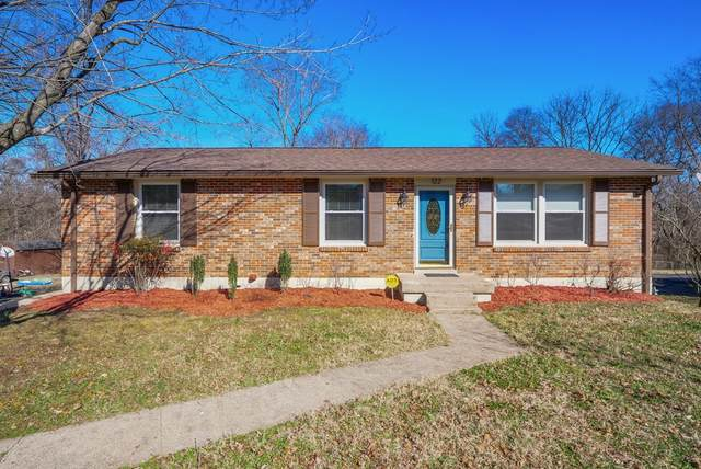 122 Bonnabrook Dr, Hermitage, TN 37076 (MLS #RTC2224659) :: Morrell Property Collective | Compass RE