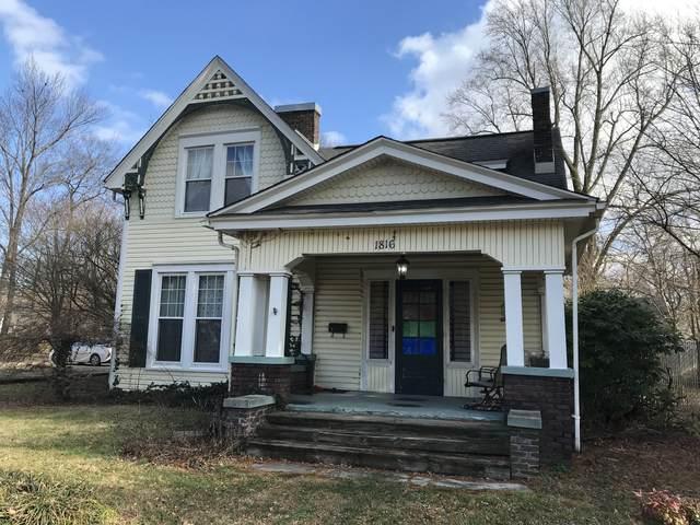 1816 S Virginia St, Hopkinsville, KY 42240 (MLS #RTC2224695) :: Village Real Estate