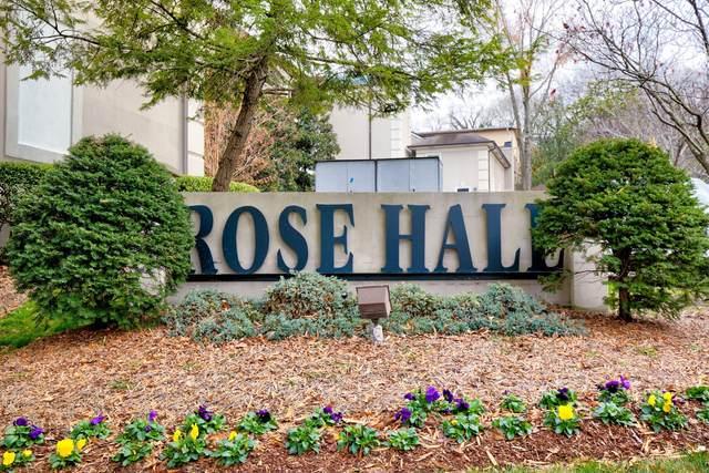 309 Rose Hall, Nashville, TN 37212 (MLS #RTC2224749) :: The Miles Team | Compass Tennesee, LLC