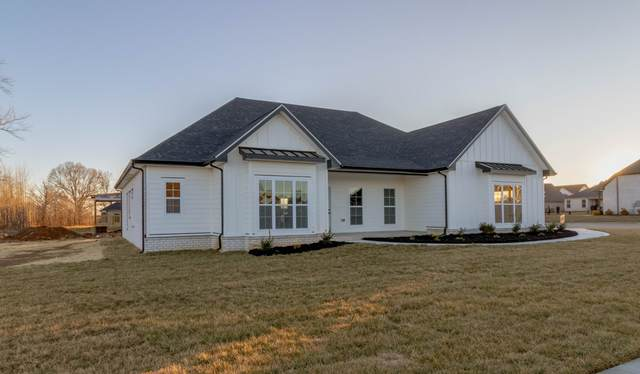 1445 Hereford Blvd, Clarksville, TN 37043 (MLS #RTC2225194) :: Trevor W. Mitchell Real Estate