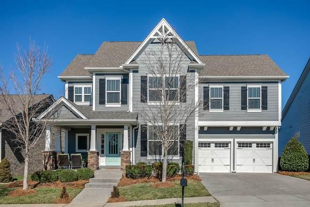 516 Dabney Dr, Franklin, TN 37064 (MLS #RTC2225287) :: Trevor W. Mitchell Real Estate
