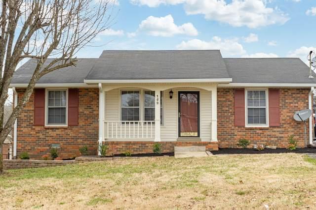 152 Hillside Dr, Hendersonville, TN 37075 (MLS #RTC2225332) :: Live Nashville Realty