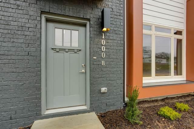 1000B W Trinity Ln, Nashville, TN 37218 (MLS #RTC2225338) :: Village Real Estate