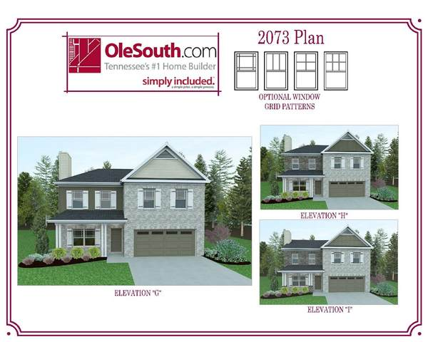 8245 Legacy Way (Lot 97), Pleasant View, TN 37146 (MLS #RTC2225559) :: Village Real Estate
