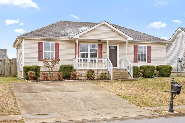 542 Oakmont Dr, Clarksville, TN 37042 (MLS #RTC2225584) :: The Adams Group