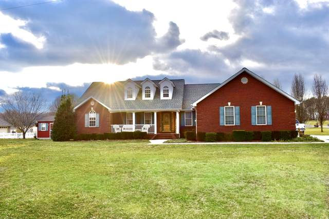 3673 Decherd Estill Rd, Winchester, TN 37398 (MLS #RTC2225591) :: The Adams Group
