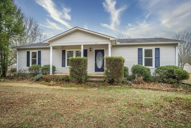 215 Bradford Rd, Mc Minnville, TN 37110 (MLS #RTC2225656) :: John Jones Real Estate LLC