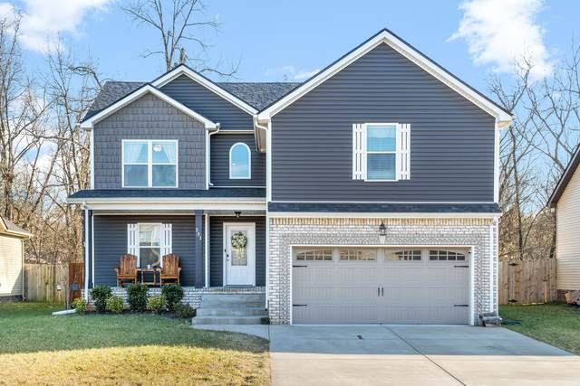 251 Azalea Dr, Oak Grove, KY 42262 (MLS #RTC2225681) :: Team Wilson Real Estate Partners