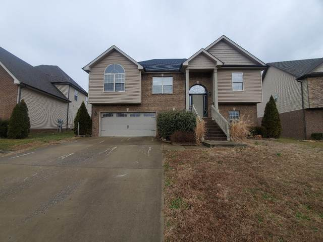 3476 Sikorsky Ln, Clarksville, TN 37042 (MLS #RTC2225778) :: The Adams Group