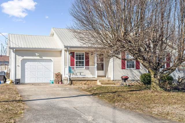 331 Atlantic Ave, Oak Grove, KY 42262 (MLS #RTC2225793) :: Trevor W. Mitchell Real Estate