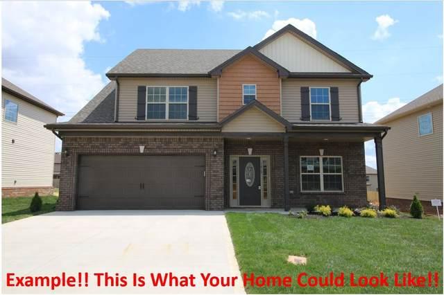 542 Autumn Creek, Clarksville, TN 37042 (MLS #RTC2225794) :: HALO Realty