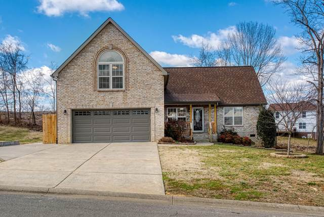 5004 War Admiral Ct, Mount Juliet, TN 37122 (MLS #RTC2225886) :: HALO Realty