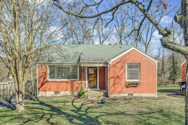 2319 Fernwood Dr, Nashville, TN 37216 (MLS #RTC2225934) :: Morrell Property Collective | Compass RE
