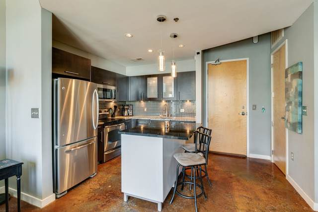 600 12th Ave S #406, Nashville, TN 37203 (MLS #RTC2225967) :: RE/MAX Homes And Estates