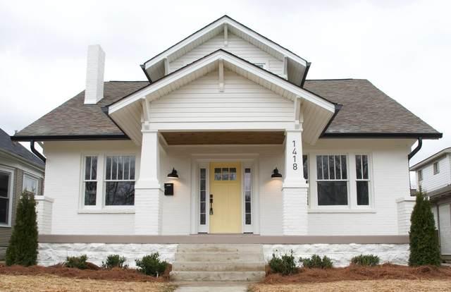 1418 Gartland Ave, Nashville, TN 37206 (MLS #RTC2226005) :: John Jones Real Estate LLC