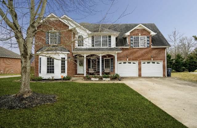 3360 Shetland Way, Clarksville, TN 37043 (MLS #RTC2226211) :: Trevor W. Mitchell Real Estate