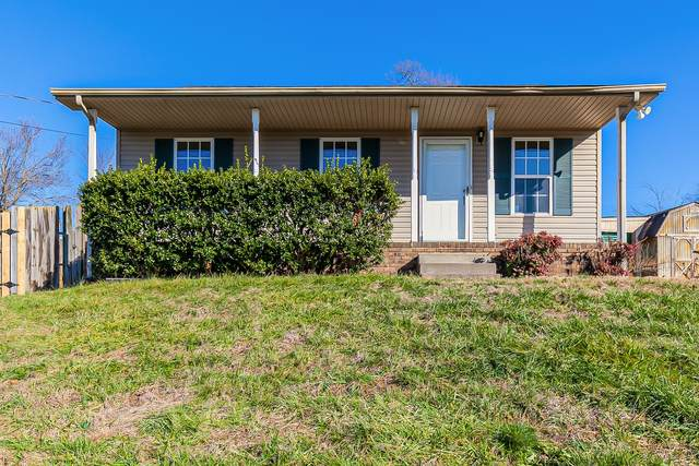 963 Granny White Rd, Clarksville, TN 37040 (MLS #RTC2226264) :: The Adams Group