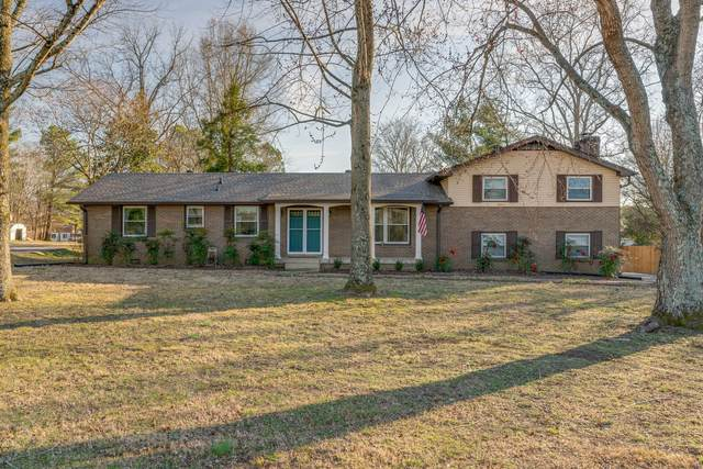 112 East Drive, Hendersonville, TN 37075 (MLS #RTC2226294) :: Village Real Estate