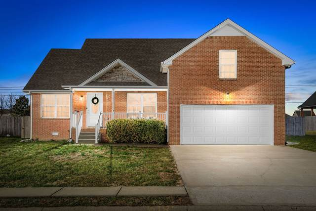 1061 Chardea Drive, Clarksville, TN 37040 (MLS #RTC2226356) :: Trevor W. Mitchell Real Estate