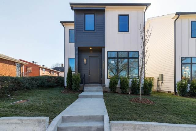 1009 Garfield St, Nashville, TN 37208 (MLS #RTC2226405) :: Trevor W. Mitchell Real Estate