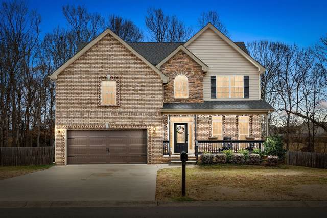 3581 Aurora Dr, Clarksville, TN 37040 (MLS #RTC2226413) :: The Adams Group