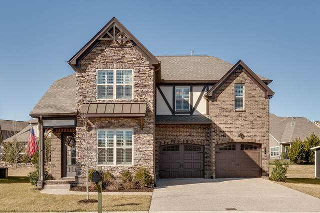 209 Bent Creek Trce, Nolensville, TN 37135 (MLS #RTC2226458) :: Village Real Estate