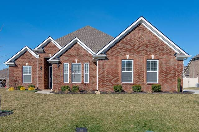839 Covenant Blvd, Murfreesboro, TN 37128 (MLS #RTC2226487) :: Village Real Estate