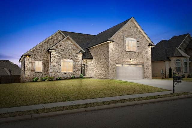 127 Overcrest Ct, Clarksville, TN 37043 (MLS #RTC2226567) :: Hannah Price Team
