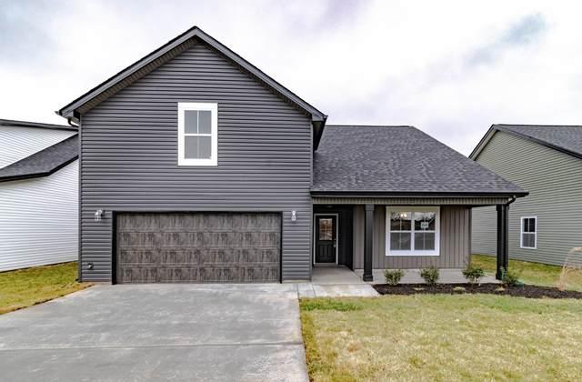 128 Chalet Hills, Clarksville, TN 37040 (MLS #RTC2226691) :: Village Real Estate