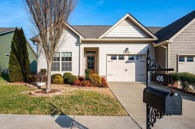 406 Bruce Dr, Spring Hill, TN 37174 (MLS #RTC2226770) :: The Adams Group