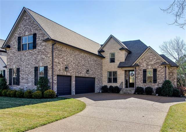 1809 Witt Way Dr, Spring Hill, TN 37174 (MLS #RTC2226836) :: The Adams Group
