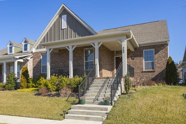 309 Tanglewood Ln, Hendersonville, TN 37075 (MLS #RTC2226899) :: The Adams Group