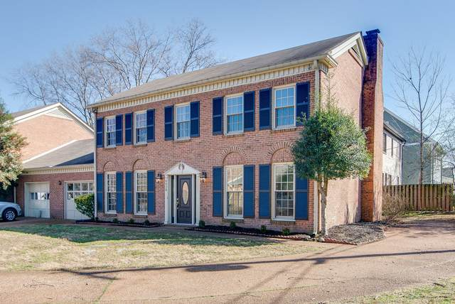 6028 Sedberry Rd, Nashville, TN 37205 (MLS #RTC2227135) :: The Miles Team | Compass Tennesee, LLC