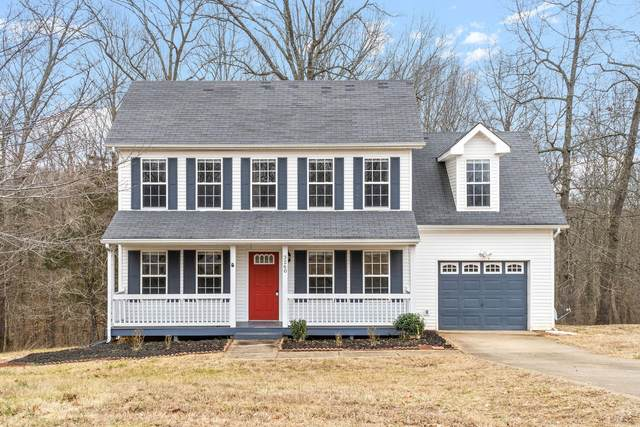 3260 Backridge Rd, Woodlawn, TN 37191 (MLS #RTC2227310) :: Ashley Claire Real Estate - Benchmark Realty