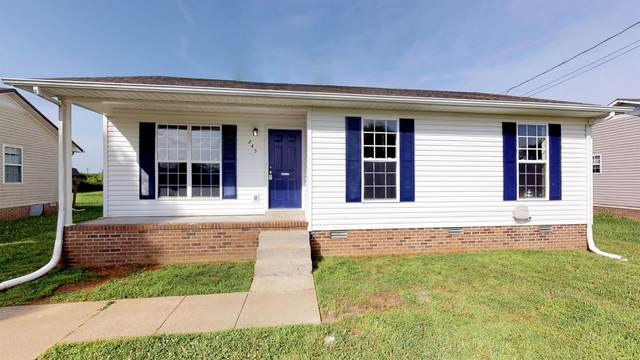 245 Waterford Dr, Oak Grove, KY 42262 (MLS #RTC2227751) :: Trevor W. Mitchell Real Estate