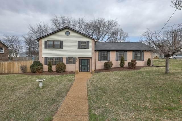 248 Wallace Rd, Nashville, TN 37211 (MLS #RTC2227776) :: Trevor W. Mitchell Real Estate