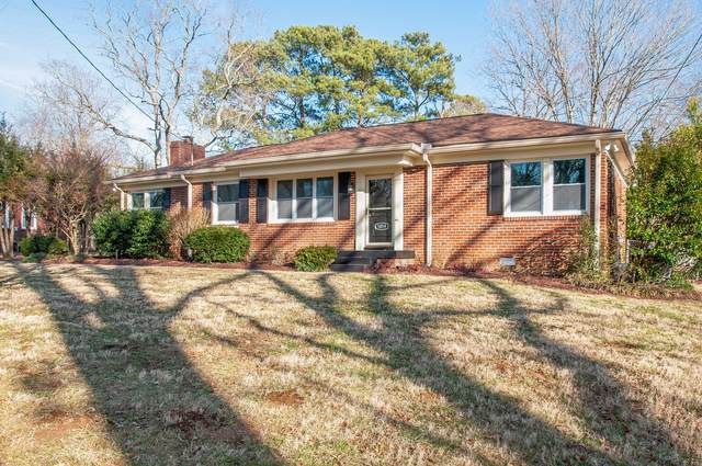 5014 Timberhill Drive, Nashville, TN 37211 (MLS #RTC2227907) :: The Milam Group at Fridrich & Clark Realty