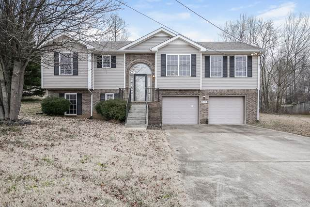987 Hedge Apple Dr, Clarksville, TN 37040 (MLS #RTC2227965) :: Hannah Price Team