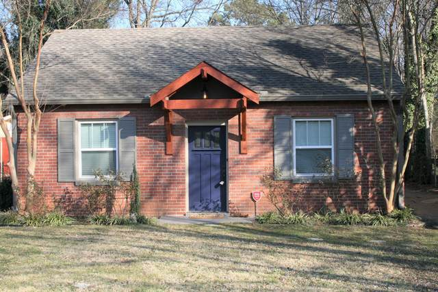 1013 N 16th St, Nashville, TN 37206 (MLS #RTC2228024) :: Ashley Claire Real Estate - Benchmark Realty