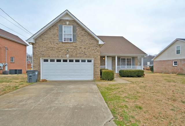 1315 Bluebonnet Dr, Clarksville, TN 37042 (MLS #RTC2228160) :: Ashley Claire Real Estate - Benchmark Realty