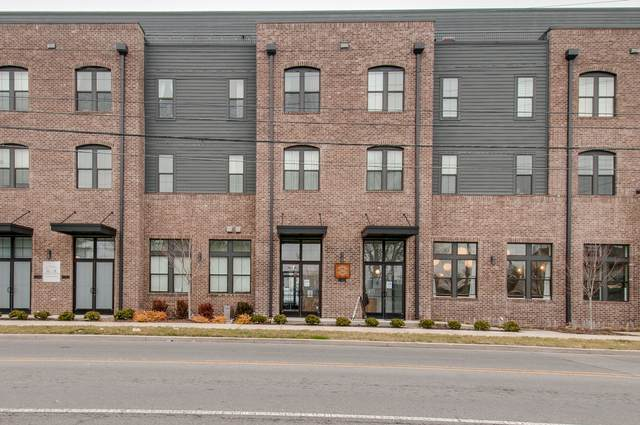 1077 E Trinity Ln #205, Nashville, TN 37216 (MLS #RTC2228300) :: The Kelton Group