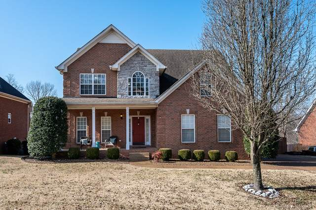121 Ridgeview Trce, Hendersonville, TN 37075 (MLS #RTC2228329) :: The Adams Group