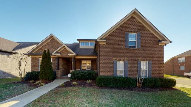 2009 Callaway Park Pl, Thompsons Station, TN 37179 (MLS #RTC2228349) :: Randi Wilson with Clarksville.com Realty
