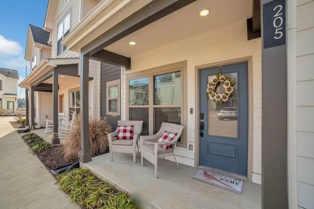 205 Thompson Park Dr, Nashville, TN 37211 (MLS #RTC2228428) :: Ashley Claire Real Estate - Benchmark Realty