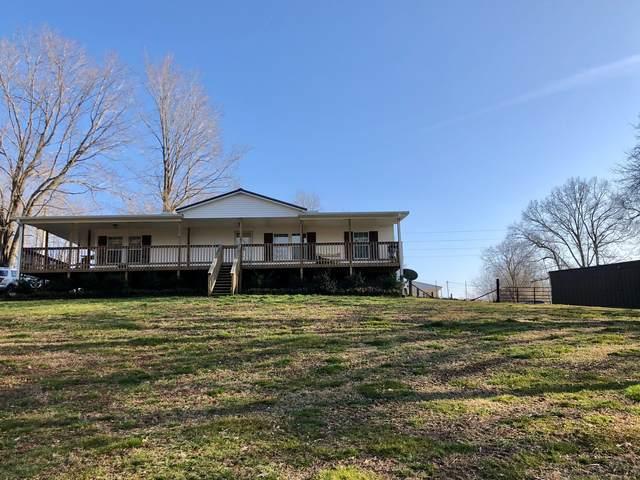 5 Cemetery Rd, Lawrenceburg, TN 38464 (MLS #RTC2228446) :: Nashville on the Move