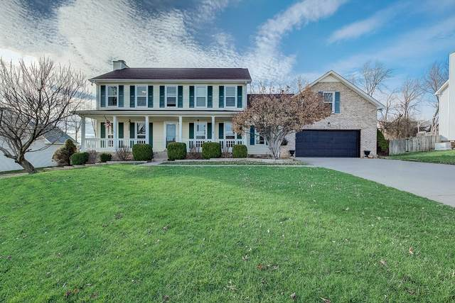 3318 Greenspoint Dr, Clarksville, TN 37042 (MLS #RTC2228465) :: The Adams Group