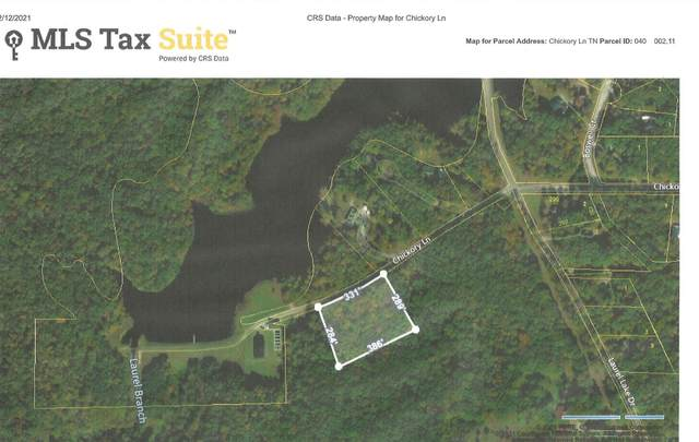0 Chickory Lane, Monteagle, TN 37356 (MLS #RTC2228484) :: Nashville on the Move