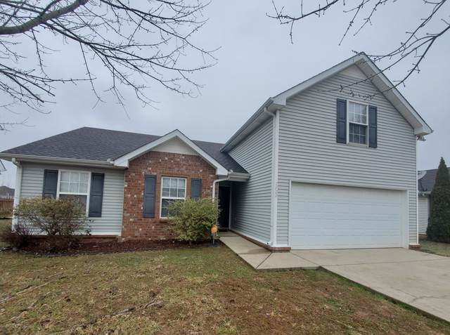 1722 Saint Andrews Dr, Murfreesboro, TN 37128 (MLS #RTC2228504) :: The Adams Group