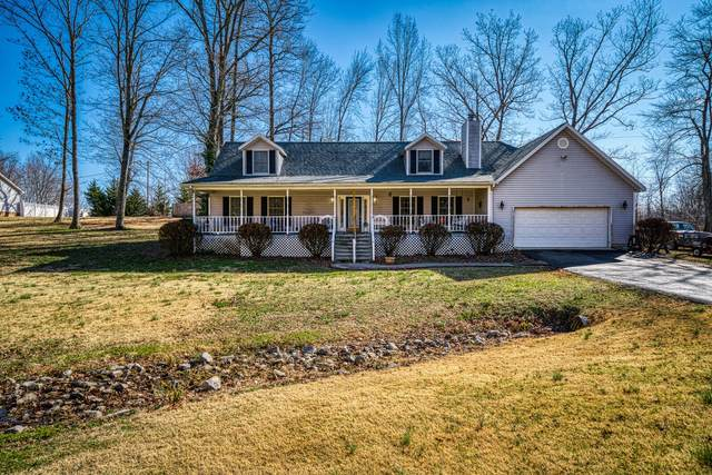 2056 Ridgewood Dr, Sparta, TN 38583 (MLS #RTC2228517) :: Village Real Estate