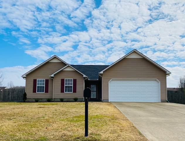 1933 Fieldstone Dr, Columbia, TN 38401 (MLS #RTC2228535) :: Village Real Estate